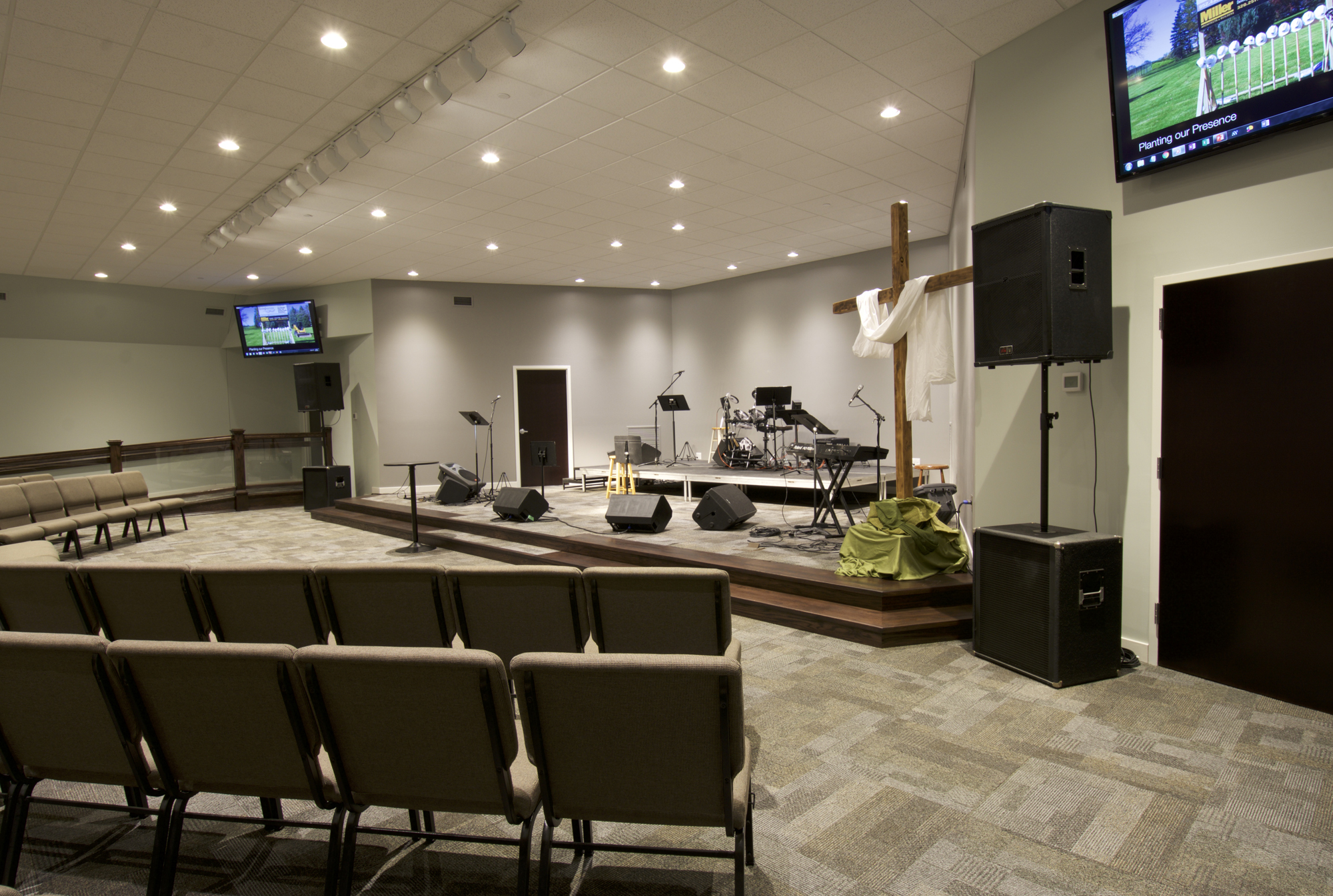 Worship Center Cleaning