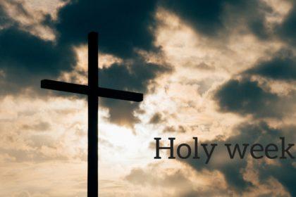 Holy Week - Saturday