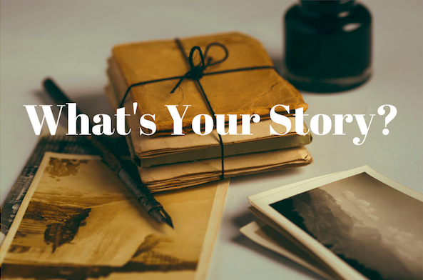 What's Your Story? (Growing Part 2)