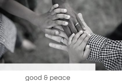 Partners in Pursuing Good & Peace by Pastor Scott Peterson